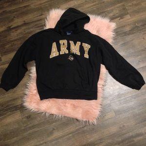 Other - Black Army Hoodie